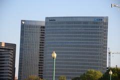 Γραφείο Deloitte στην Ουάσιγκτον, συνεχές ρεύμα Στοκ φωτογραφία με δικαίωμα ελεύθερης χρήσης