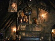Γραφείο Dumbledore ` s στον κόσμο Wizarding του Harry Potter Στοκ εικόνα με δικαίωμα ελεύθερης χρήσης