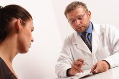 γραφείο s γιατρών Στοκ εικόνα με δικαίωμα ελεύθερης χρήσης