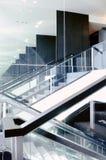 γραφικά βήματα καθρεφτών Στοκ Φωτογραφία