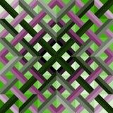 Γραφικά γραμμή και πολύγωνο Στοκ φωτογραφία με δικαίωμα ελεύθερης χρήσης