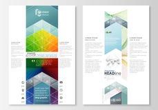 Γραφικά επιχειρησιακά πρότυπα Blog Πρότυπο ιστοχώρου σελίδων, εύκολο editable, επίπεδο σχεδιάγραμμα, διανυσματική απεικόνιση Ζωηρ Στοκ φωτογραφία με δικαίωμα ελεύθερης χρήσης