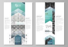 Γραφικά επιχειρησιακά πρότυπα Blog Πρότυπο σχεδίου ιστοχώρου σελίδων, διανυσματικό σχεδιάγραμμα Αφηρημένο υπόβαθρο απείρου, τρισδ Στοκ Εικόνες
