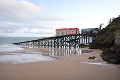 Γραφικά Pembrokeshire - Tenby στοκ φωτογραφία με δικαίωμα ελεύθερης χρήσης