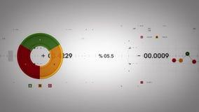 Γραφικές παραστάσεις και στοιχεία που ακολουθούν θερμό Lite διανυσματική απεικόνιση
