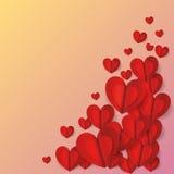 Γραφική αγάπη, διάνυσμα Στοκ φωτογραφία με δικαίωμα ελεύθερης χρήσης