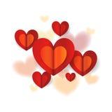 Γραφική αγάπη, διάνυσμα Στοκ φωτογραφίες με δικαίωμα ελεύθερης χρήσης