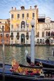 Γραφική εικονική παράσταση πόλης της Βενετίας, Ιταλία, Ευρώπη Στοκ φωτογραφία με δικαίωμα ελεύθερης χρήσης