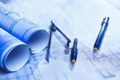 γραφική εργασία αρχιτεκ&ta στοκ εικόνες με δικαίωμα ελεύθερης χρήσης