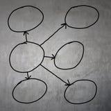 γραφική παράσταση σχεδίων μια γεωμετρική γραφική παράσταση μορφών συμβόλων στο infor εισαγωγής Στοκ εικόνα με δικαίωμα ελεύθερης χρήσης