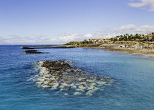 Γραφική παραλία EL Duque Tenerife Στοκ Εικόνες