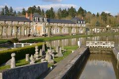 Γραφική πόλη Briare στο Loiret Στοκ Εικόνες