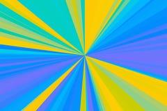Γραφική τάση σχεδίου υποβάθρου αφηρημένη ακτινοβολημένοι απεικόνιση αποθεμάτων