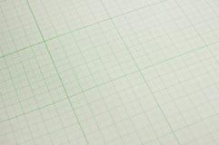 γραφικό έγγραφο σχεδίου & Στοκ Φωτογραφία