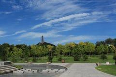Γραφικό πάρκο του Βόρειου Χόλιγουντ Στοκ εικόνα με δικαίωμα ελεύθερης χρήσης