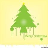 Γραφικό σχέδιο Χριστουγέννων Στοκ εικόνα με δικαίωμα ελεύθερης χρήσης