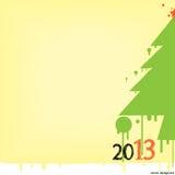 Γραφικό σχέδιο Χριστουγέννων Στοκ φωτογραφία με δικαίωμα ελεύθερης χρήσης