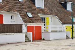 Γραφικό χωριό Quend σε Picardie Στοκ φωτογραφία με δικαίωμα ελεύθερης χρήσης
