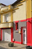 Γραφικό χωριό Quend σε Picardie Στοκ Εικόνες