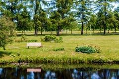 Γραφικό lakeshore Στοκ Φωτογραφία