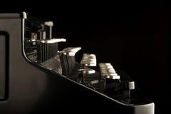 γραφομηχανή Στοκ εικόνα με δικαίωμα ελεύθερης χρήσης