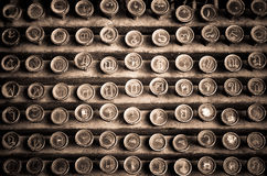 Γραφομηχανή Στοκ Φωτογραφίες