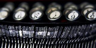 γραφομηχανή Στοκ Εικόνες