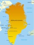 Γροιλανδία ελεύθερη απεικόνιση δικαιώματος