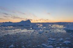 Γροιλανδία Στοκ φωτογραφία με δικαίωμα ελεύθερης χρήσης