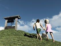 γρύλος Jill Στοκ φωτογραφίες με δικαίωμα ελεύθερης χρήσης