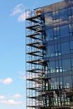γυαλί γωνιών Στοκ φωτογραφία με δικαίωμα ελεύθερης χρήσης