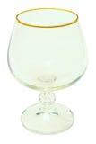 Γυαλί κρασιού Στοκ Εικόνα