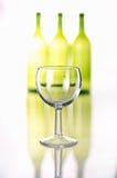 Γυαλί κρασιού στοκ εικόνες με δικαίωμα ελεύθερης χρήσης