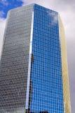 γυαλί κτηρίων Στοκ εικόνες με δικαίωμα ελεύθερης χρήσης
