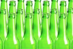 γυαλί μπουκαλιών Στοκ Εικόνες