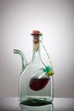 γυαλί μπουκαλιών Στοκ εικόνες με δικαίωμα ελεύθερης χρήσης