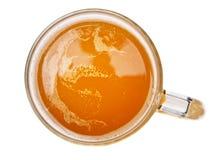 γυαλί μπύρας Στοκ Φωτογραφία