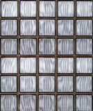 γυαλί ομάδων δεδομένων Στοκ φωτογραφία με δικαίωμα ελεύθερης χρήσης