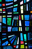 γυαλί που λεκιάζουν Στοκ εικόνα με δικαίωμα ελεύθερης χρήσης