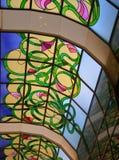 γυαλί που λεκιάζουν Στοκ Εικόνα