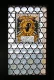 γυαλί που λεκιάζουν Στοκ φωτογραφία με δικαίωμα ελεύθερης χρήσης