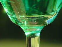 γυαλί πράσινο Στοκ εικόνες με δικαίωμα ελεύθερης χρήσης