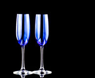 Γυαλί του shampagne Στοκ εικόνες με δικαίωμα ελεύθερης χρήσης