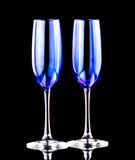 Γυαλί του shampagne Στοκ Εικόνες