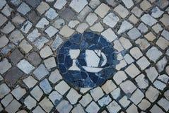 γυαλί φλυτζανιών Στοκ εικόνα με δικαίωμα ελεύθερης χρήσης