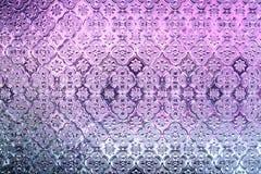 γυαλί χρώματος που λεκ&iota Στοκ φωτογραφίες με δικαίωμα ελεύθερης χρήσης