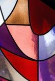 γυαλί 3 που λεκιάζουν Στοκ Φωτογραφία