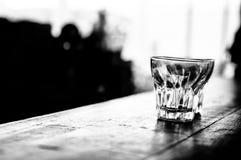 Γυαλί Coctail στη ράβδο Στοκ Φωτογραφία