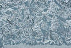 γυαλί hoarfrost Στοκ εικόνα με δικαίωμα ελεύθερης χρήσης
