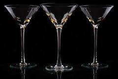 γυαλί martini Στοκ φωτογραφία με δικαίωμα ελεύθερης χρήσης